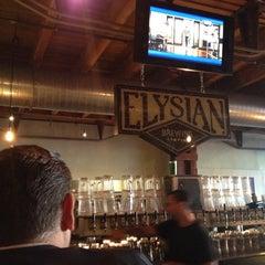 Photo taken at Elysian Fields by Susan W. on 8/3/2012
