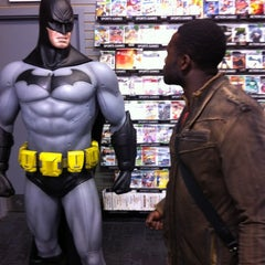 Photo taken at EB Games by Yaw A. on 3/23/2012