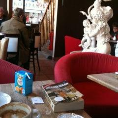 Photo taken at Café 60 by Fredrik Å. on 4/18/2012
