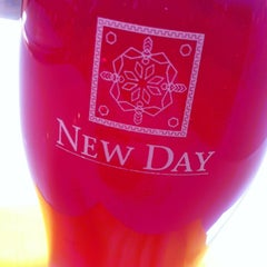 Photo taken at New Day Craft Mead & Cider by Lori T. on 6/10/2012
