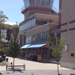 Photo taken at The Glen Town Center by Kristin P. on 8/25/2012