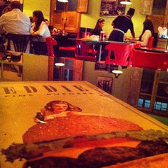 Photo taken at Eddie Fine Burgers by Fabio Y. on 8/23/2012