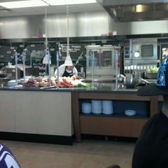 Photo taken at DeNaples Fresh Food Company (University of Scranton) by Jack J. on 4/16/2012