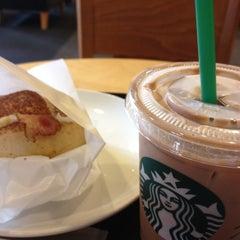 Photo taken at Starbucks Coffee 奈良西大寺駅前店 by さららん on 6/17/2012