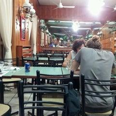 Photo taken at Pizzeria alla Fontana by Giacomo G. on 7/24/2012