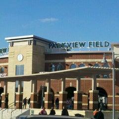 Photo taken at Fort Wayne TinCaps Baseball by Tom M. on 4/5/2012
