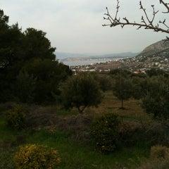 Photo taken at Καμπόλι by Demetris P. on 2/26/2012