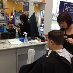 Photo taken at Great Clips by Robin K. on 9/7/2012