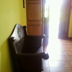 Photo taken at Hotel Rural Suquin by Marina V. on 9/10/2012