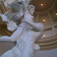 Photo taken at Monte Carlo Resort and Casino by Dianna M. on 3/23/2012
