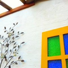 Photo taken at Restaurante Sal da Terra by Mi A. on 8/28/2011