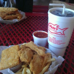 Photo taken at Pete's Fish & Chips by Paul P. on 1/18/2012