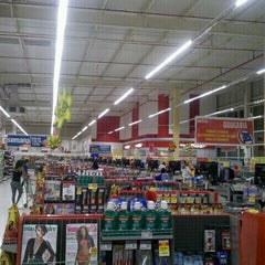 Photo taken at Hipermercado Extra by Fabiano Santos F. on 9/14/2011