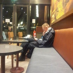 Photo taken at Starbucks by Alastair C. on 1/9/2012
