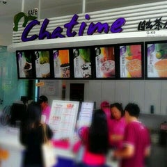 Photo taken at Chatime by Andy C. on 10/19/2011