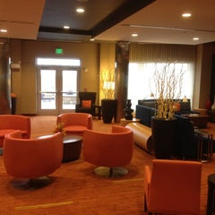 Photo taken at Courtyard by Marriott by Claude B. on 11/21/2011