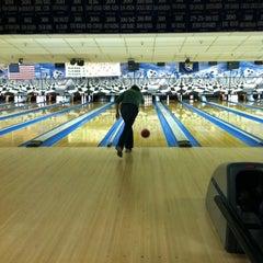 Photo taken at Kearny Mesa Bowl by Michael C. on 7/17/2011