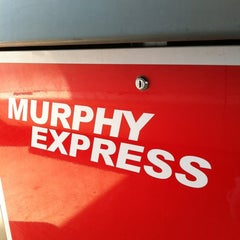 Photo taken at Murphy Express by Frank M. on 8/15/2012