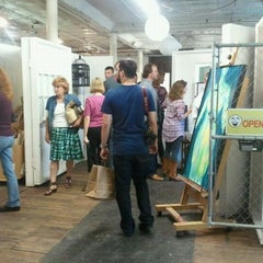 Photo taken at Arts Incubator by hm h. on 5/12/2011
