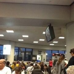 Photo taken at Gate C86 by J P. on 7/21/2012