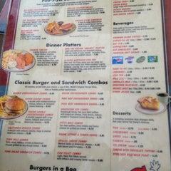 Photo taken at George Webb Restaurants by Brad W. on 12/30/2011