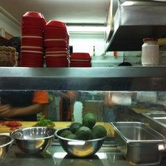 Photo taken at Sandwicheria El sabor de Toñito by AcidPulpo on 12/18/2011