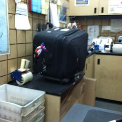 Photo taken at Manhattan Mailboxes by Davaish S. on 3/20/2012