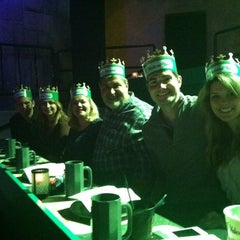 Photo taken at Medieval Times by Patricia J. on 4/1/2012