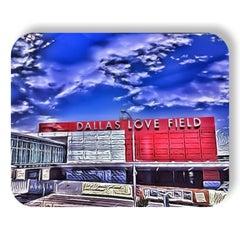 Photo taken at Dallas Love Field (DAL) by Nbelle J. on 8/11/2012