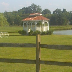 Photo taken at Twin Cedar Farm by Amy B. on 6/23/2012