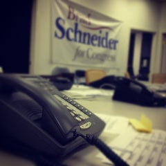 Photo taken at Schneider For Congress by Cody S. on 7/26/2012