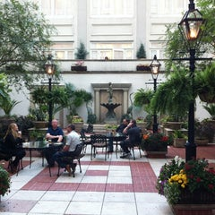 Photo taken at The Ritz-Carlton, New Orleans by Ivan M. on 4/24/2012