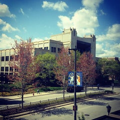 Photo taken at Marquette University by Father M. on 5/8/2012