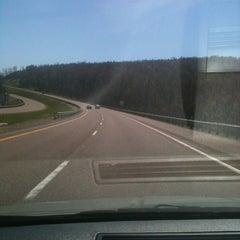 Photo taken at Negro Mountain by Allison B. on 4/20/2012