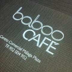 Photo taken at Baboo Café by Marivi R. on 6/15/2012