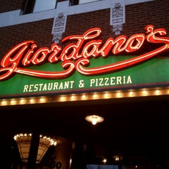Photo taken at Giordano's by Jacques M. on 11/10/2011