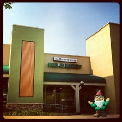 """Photo taken at The Roaming Gnome Pub & Eatery by Kevin """"Turtle"""" M. on 4/15/2012"""