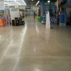 Photo taken at Decathlon by Frank G. on 1/11/2012