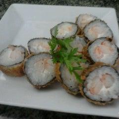 Photo taken at Manga Sushi by Eleni O. on 3/30/2012