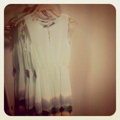 Photo taken at Zara by Yo_yulii on 3/30/2012