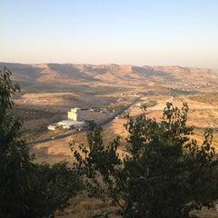 Photo taken at Sahin Tepesi - Kabadayi Besir'in Yeri by Mario on 8/27/2012