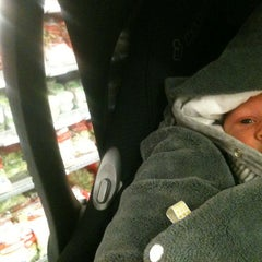 Photo taken at Albert Heijn by Judith O. on 2/25/2011