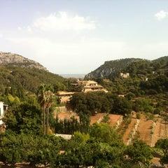 Photo taken at Jardins de la Cartoixa by @mallorcalife D. on 8/7/2012