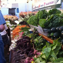 Photo taken at West Seattle Farmers Market by Andrew W. on 8/7/2011