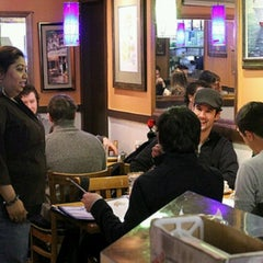 Photo taken at First Avenue Coffee Shop by Constantino D. on 2/17/2011