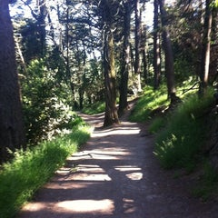 Photo taken at Joaquin Miller Park by Justin C. on 6/27/2011