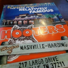 Photo taken at Hooters by Amy B. on 7/3/2012