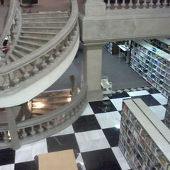 "Photo taken at Biblioteca - ""El Rey"" by CanKer D. on 10/10/2011"