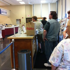 Photo taken at US Post Office by Brittany M. on 6/1/2011