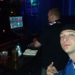Photo taken at Blueline Nightclub by Christopher T. on 1/7/2012